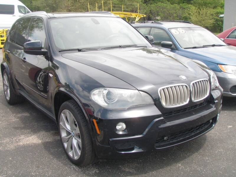 2010 BMW X5 for sale at Autoworks in Mishawaka IN