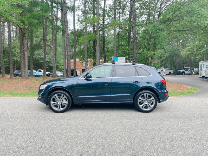 2013 Audi Q5 for sale at H&C Auto in Oilville VA