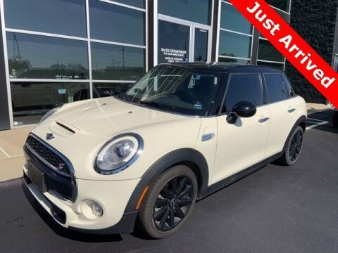 2017 MINI Hardtop 4 Door for sale at Autohaus Group of St. Louis MO - 40 Sunnen Drive Lot in Saint Louis MO