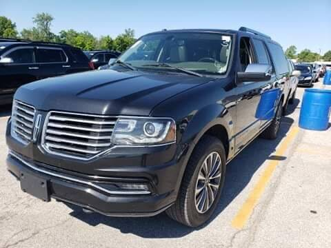 2015 Lincoln Navigator L for sale at Right Place Auto Sales in Indianapolis IN