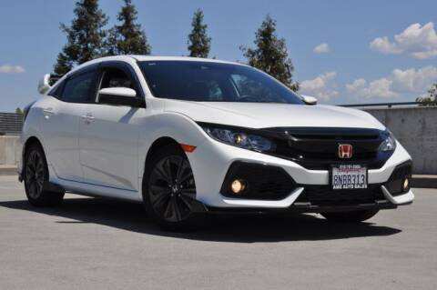 2019 Honda Civic for sale at AMC Auto Sales Inc in San Jose CA
