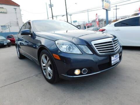 2011 Mercedes-Benz E-Class for sale at AMD AUTO in San Antonio TX