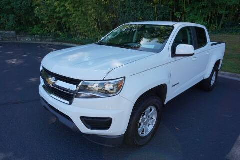 2017 Chevrolet Colorado for sale at Modern Motors - Thomasville INC in Thomasville NC