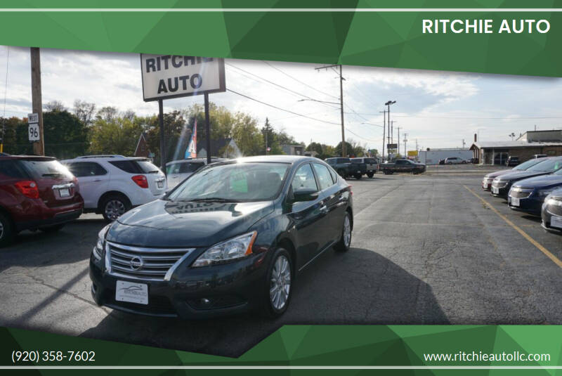 2014 Nissan Sentra for sale at Ritchie Auto in Appleton WI