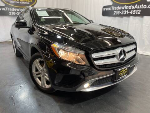 2015 Mercedes-Benz GLA for sale at TRADEWINDS MOTOR CENTER LLC in Cleveland OH