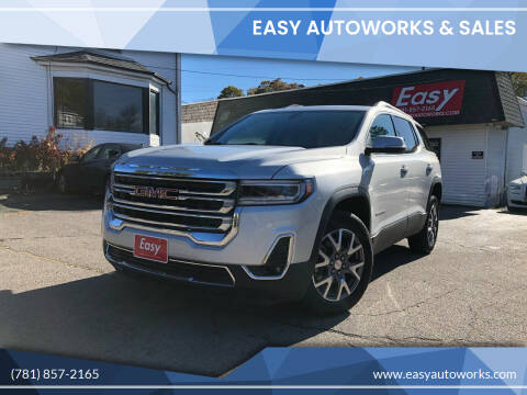 2020 GMC Acadia for sale at Easy Autoworks & Sales in Whitman MA