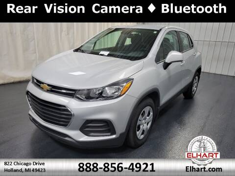 2018 Chevrolet Trax for sale at Elhart Automotive Campus in Holland MI