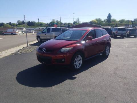 2008 Mazda CX-7 for sale at Boise Motor Sports in Boise ID