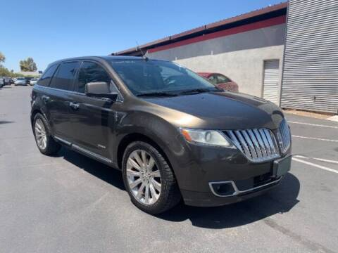 2011 Lincoln MKX for sale at Brown & Brown Wholesale in Mesa AZ