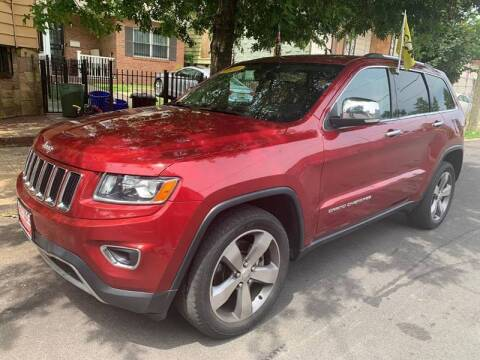 2014 Jeep Grand Cherokee for sale at Buy Here Pay Here Auto Sales in Newark NJ