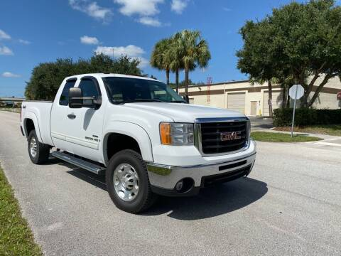 2007 GMC Sierra 2500HD for sale at Premier Auto Group of South Florida in Wellington FL