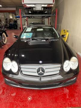 2007 Mercedes-Benz SL-Class for sale at Iconic Motors of Oklahoma City, LLC in Oklahoma City OK