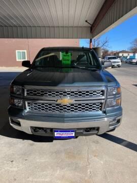 2014 Chevrolet Silverado 1500 for sale at Anderson Motors in Scottsbluff NE