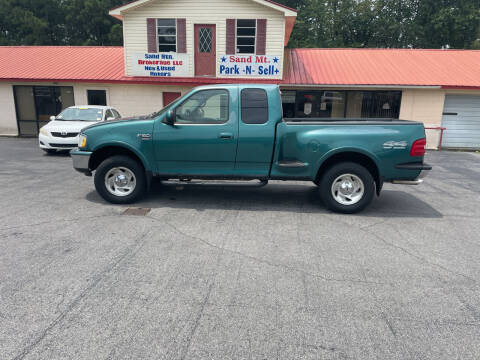 1998 Ford F-150 for sale at Sand Mountain Brokerage LLC in Boaz AL