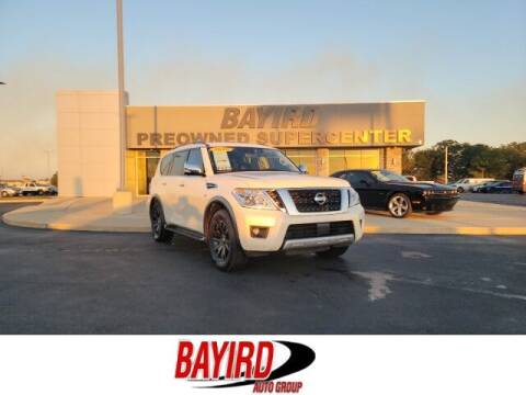 2018 Nissan Armada for sale at Bayird Truck Center in Paragould AR