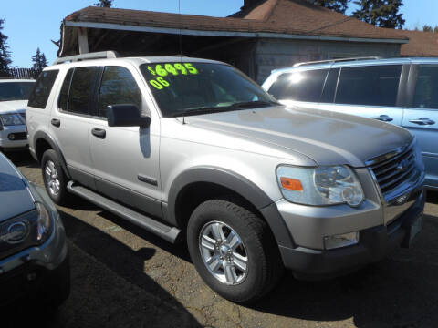 2006 Ford Explorer for sale at Lino's Autos Inc in Vancouver WA