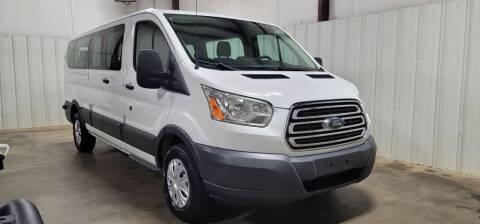 2015 Ford Transit Passenger for sale at Matt Jones Motorsports in Cartersville GA