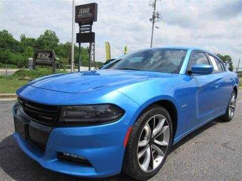 2015 Dodge Charger for sale at J T Auto Group in Sanford NC