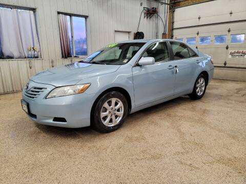 2009 Toyota Camry for sale at Sand's Auto Sales in Cambridge MN