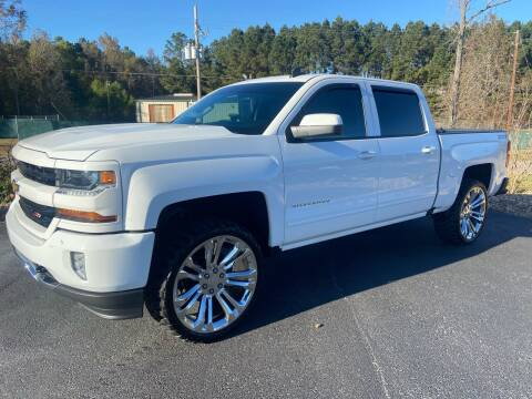 2017 Chevrolet Silverado 1500 for sale at JCT AUTO in Longview TX
