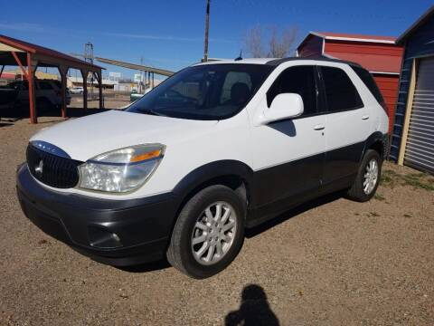 2005 Buick Rendezvous for sale at QUALITY MOTOR COMPANY in Portales NM