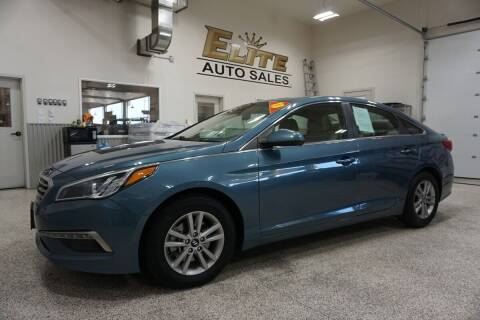 2015 Hyundai Sonata for sale at Elite Auto Sales in Idaho Falls ID