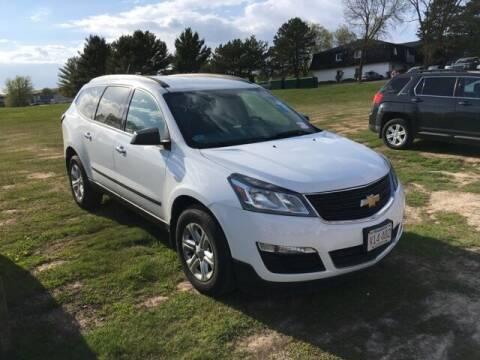 2016 Chevrolet Traverse for sale at Gross Motors of Marshfield in Marshfield WI