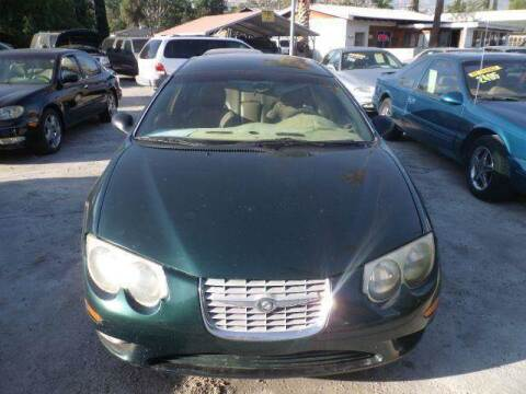 1999 Chrysler 300M for sale at AJ'S Auto Sale Inc in San Bernardino CA