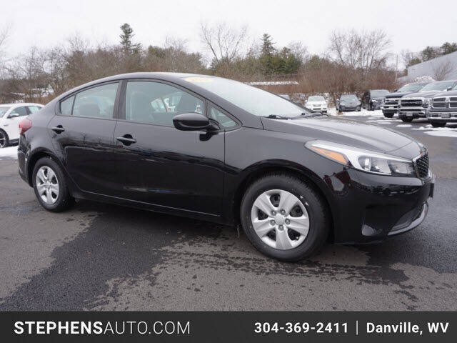 2017 Kia Forte for sale at Stephens Auto Center of Beckley in Beckley WV