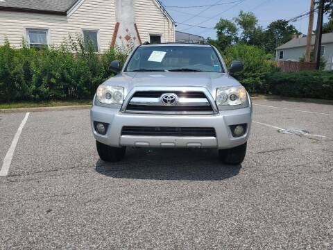 2007 Toyota 4Runner for sale at RMB Auto Sales Corp in Copiague NY