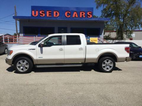 2012 Ford F-150 for sale at Your Car Store in Conroe TX