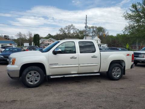 2012 GMC Sierra 1500 for sale at RIVERSIDE AUTO SALES in Sioux City IA