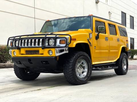 2003 HUMMER H2 for sale at New City Auto - Retail Inventory in South El Monte CA