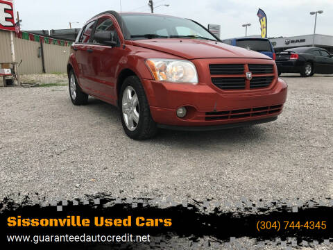 2007 Dodge Caliber for sale at Sissonville Used Cars in Charleston WV