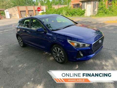 2019 Hyundai Elantra GT for sale at Eastclusive Motors LLC in Hasbrouck Heights NJ