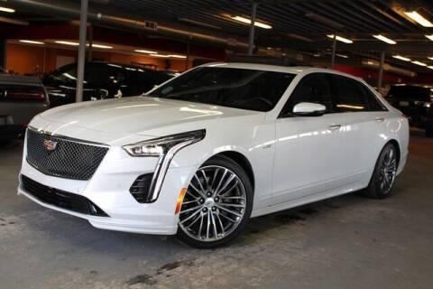 2019 Cadillac CT6-V for sale at Road Runner Auto Sales WAYNE in Wayne MI