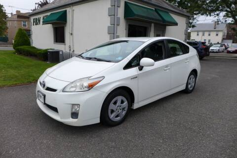 2011 Toyota Prius for sale at FBN Auto Sales & Service in Highland Park NJ