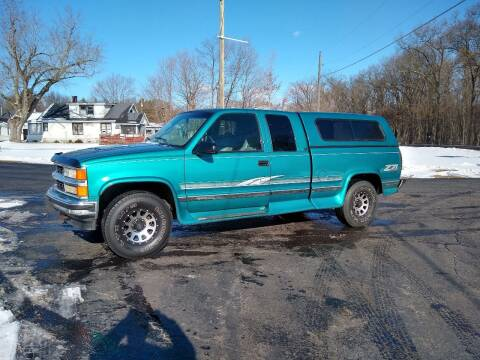 1996 Chevrolet C/K 1500 Series for sale at Depue Auto Sales Inc in Paw Paw MI
