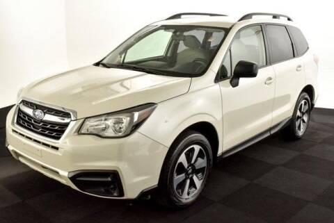 2018 Subaru Forester for sale at CU Carfinders in Norcross GA