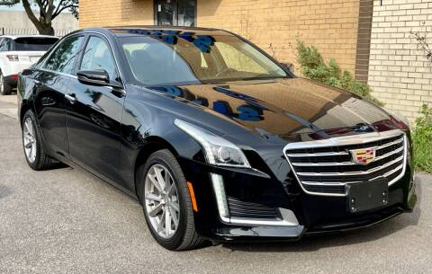 2018 Cadillac CTS for sale at Auto Imports in Houston TX