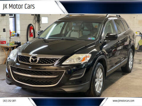 2010 Mazda CX-9 for sale at JK Motor Cars in Pittsburgh PA