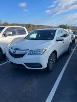 2016 Acura MDX for sale at Jeff D'Ambrosio Auto Group in Downingtown PA