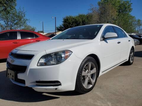 2012 Chevrolet Malibu for sale at Star Autogroup, LLC in Grand Prairie TX