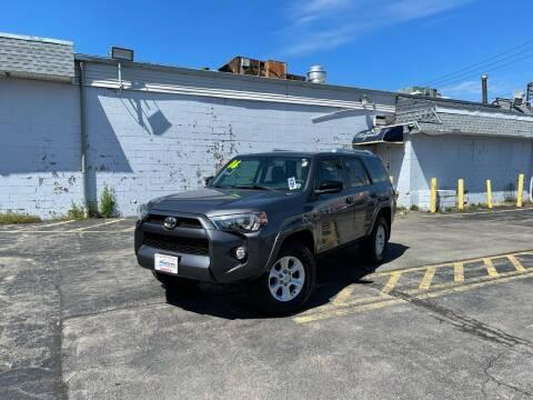 2016 Toyota 4Runner for sale at Santa Motors Inc in Rochester NY