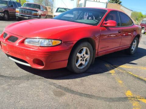 1999 Pontiac Grand Prix for sale at Geareys Auto Sales of Sioux Falls, LLC in Sioux Falls SD