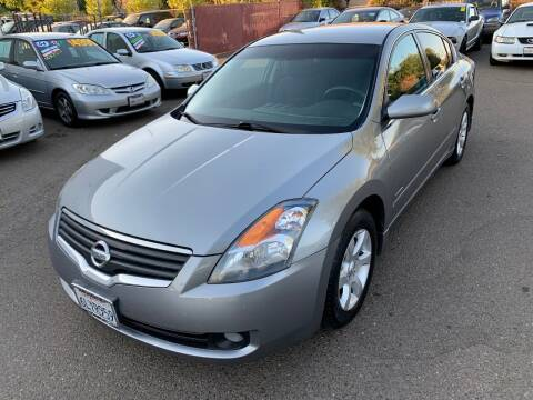 2008 Nissan Altima Hybrid for sale at C. H. Auto Sales in Citrus Heights CA