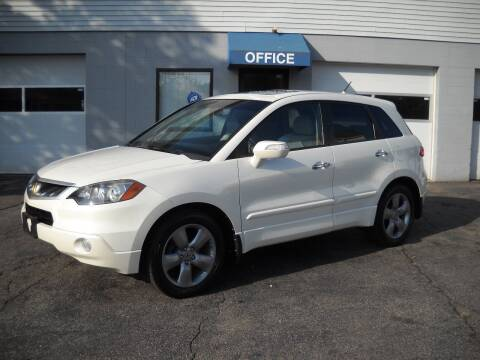 2007 Acura RDX for sale at Best Wheels Imports in Johnston RI