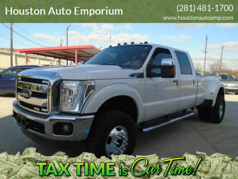 2012 Ford F-350 Super Duty for sale at Houston Auto Emporium in Houston TX