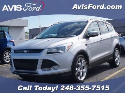 2016 Ford Escape for sale at Work With Me Dave in Southfield MI