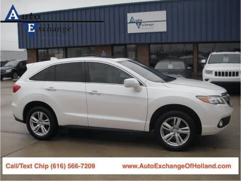 2014 Acura RDX for sale at Auto Exchange Of Holland in Holland MI